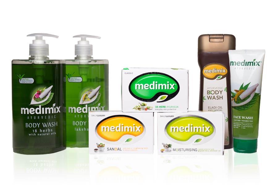 Medimix tvålar